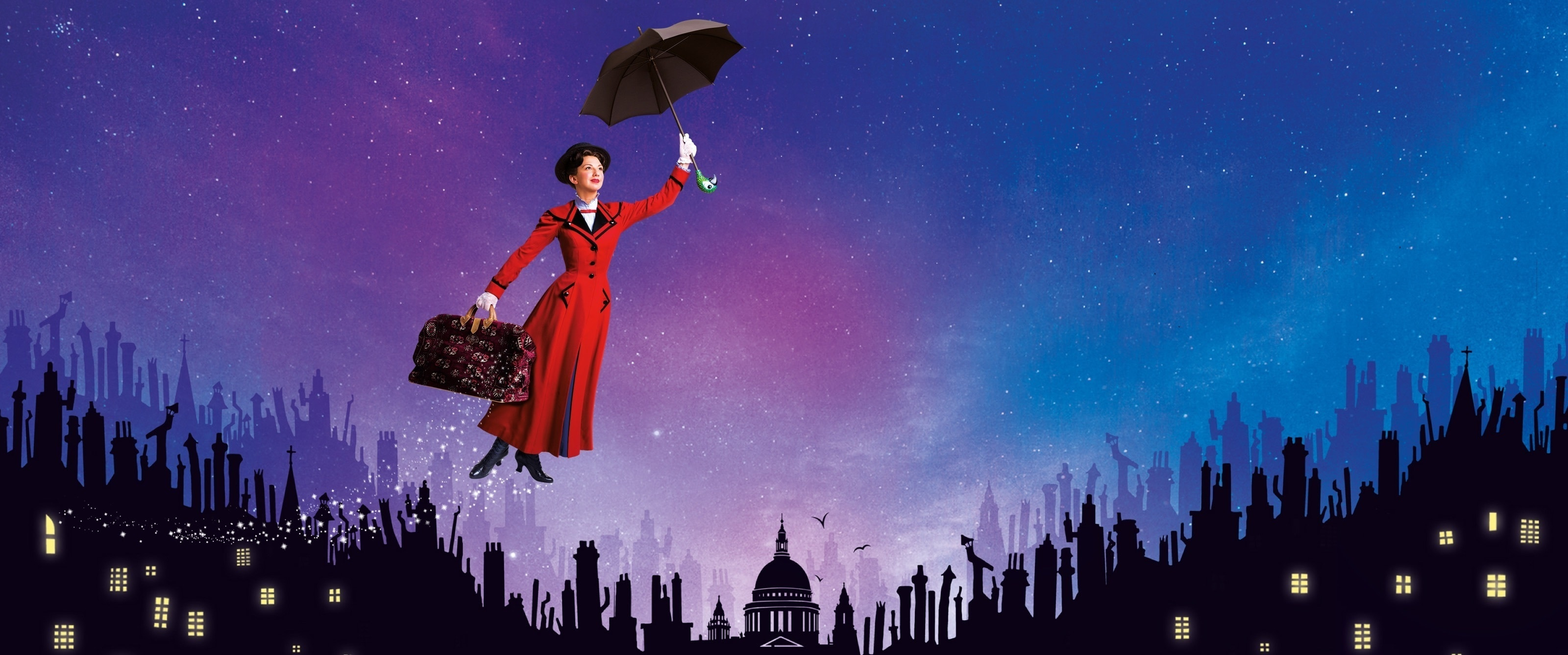 Book Tickets to Mary Poppins Returns - The Musical