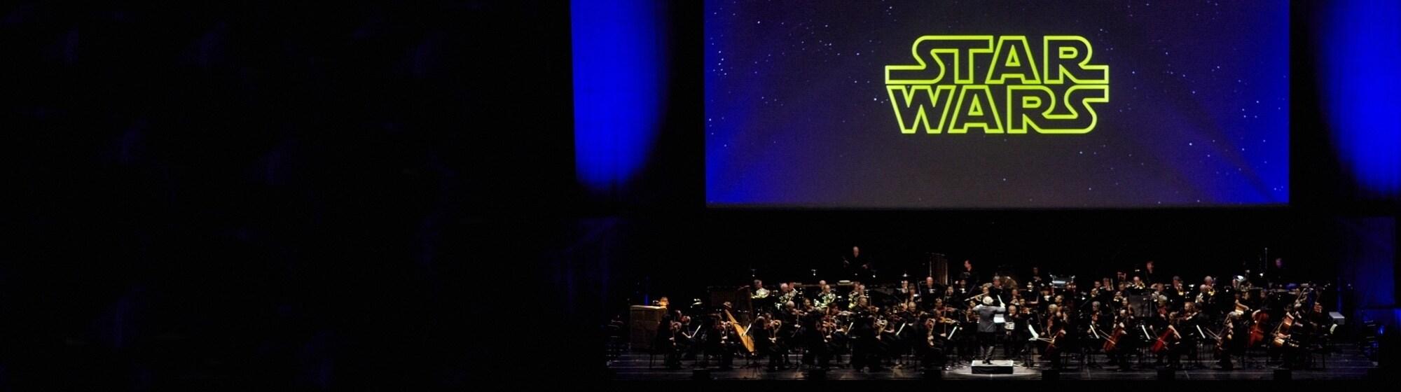 星球大战ROTJ音乐会-皇家阿尔伯特音乐厅