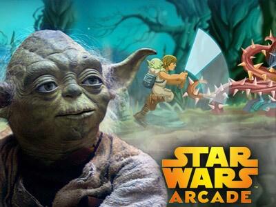 Yoda's Jedi-Training