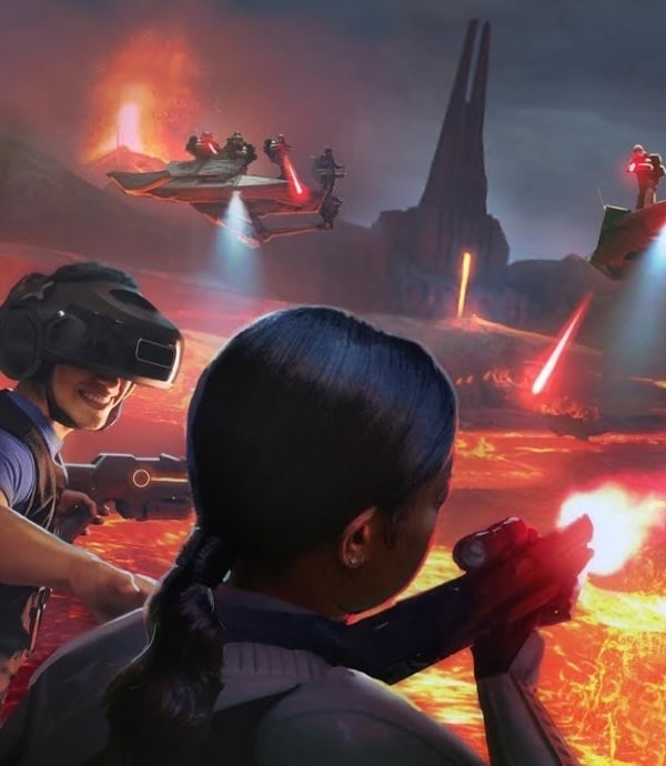Star Wars | The Hyper Reality Experience