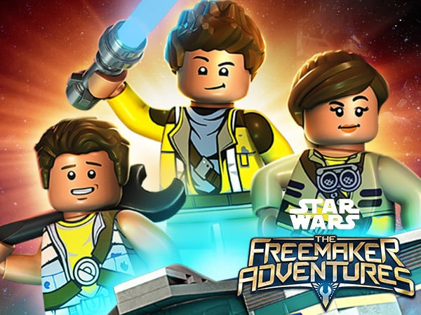 Star Wars: The Freemaker Adventures