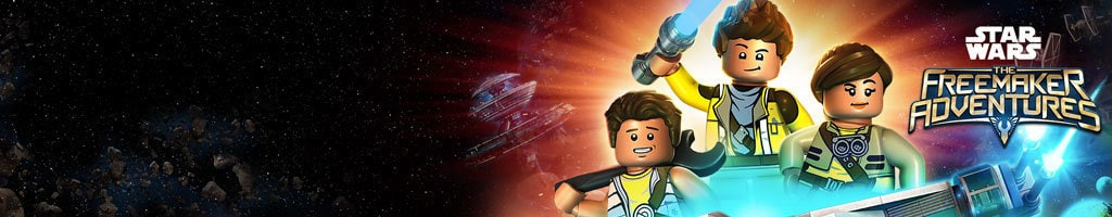 Short Hero - LEGO Star Wars - Visit the Site