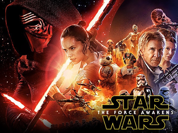 Star Wars: The Force Awakens Videos