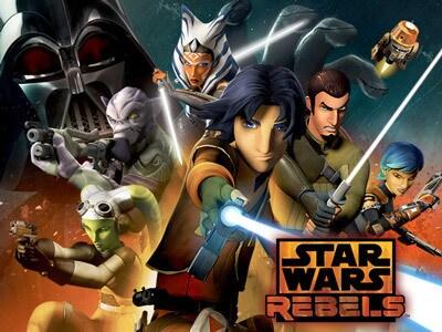 Juegos de Star Wars Rebels