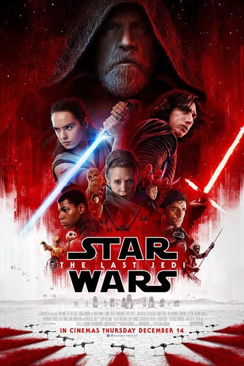Star Wars: The Last Jedi | Buy Movies