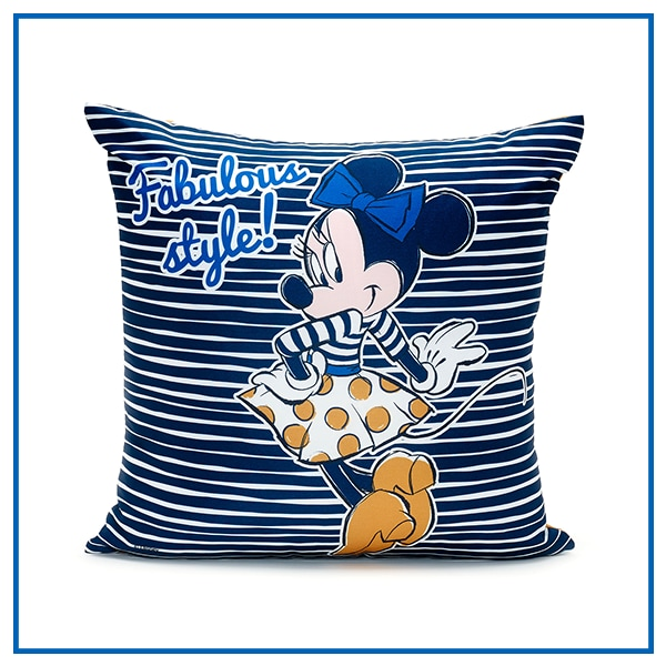 Personalised Striped Cushion - £22.99
