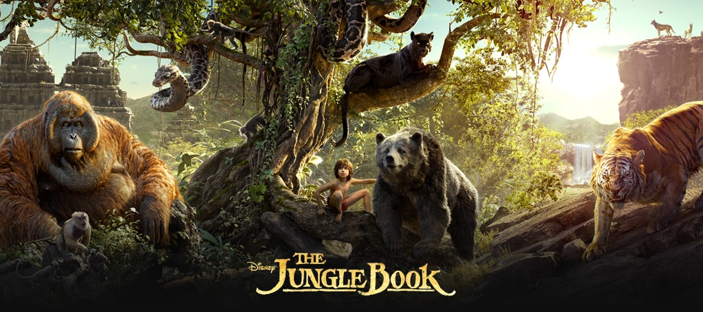 The Jungle Book - Site Flex Hero