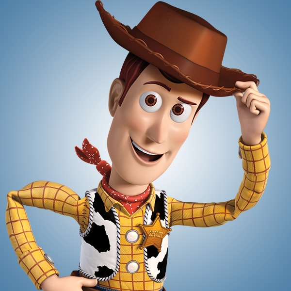 Coloriages Woody