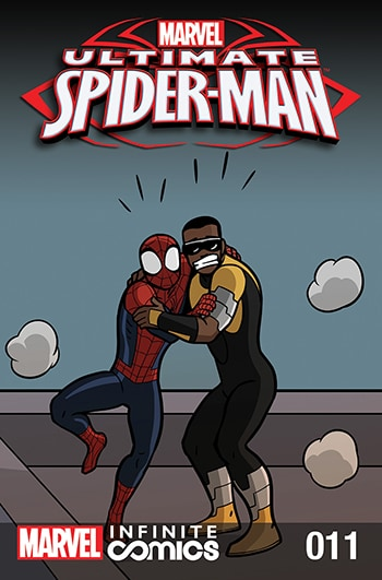 ULTIMATE SPIDER-MAN INFINITE DIGITAL COMIC #11: FIELD TRIP PART 5