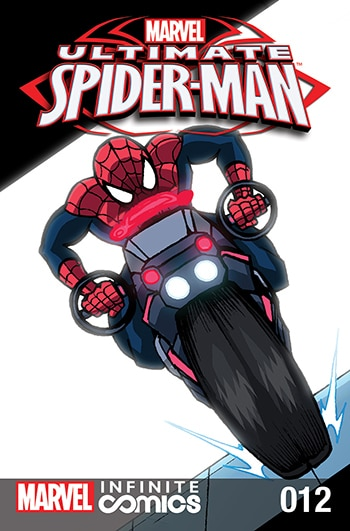 ULTIMATE SPIDER-MAN INFINITE DIGITAL COMIC #12