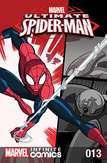 ULTIMATE SPIDER-MAN INFINITE DIGITAL COMIC #13: CRIME WEEK PART 2