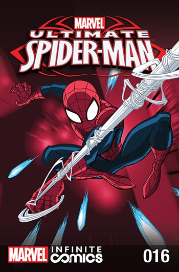 ULTIMATE SPIDER-MAN INFINITE DIGITAL COMIC #16: CRIME WEEK PART 5