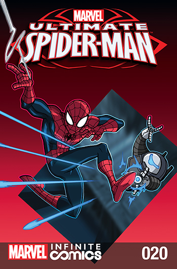 ULTIMATE SPIDER-MAN INFINITE DIGITAL COMIC #20