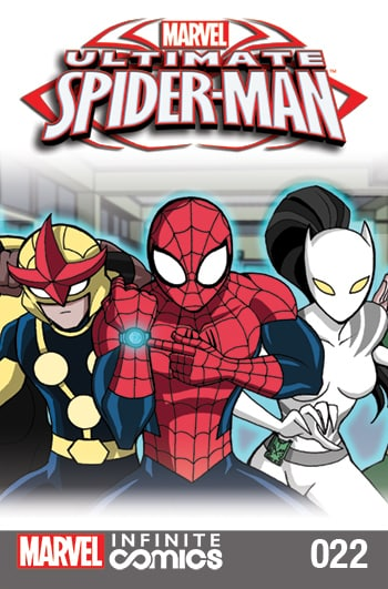 ULTIMATE SPIDER-MAN INFINITE DIGITAL COMIC #22