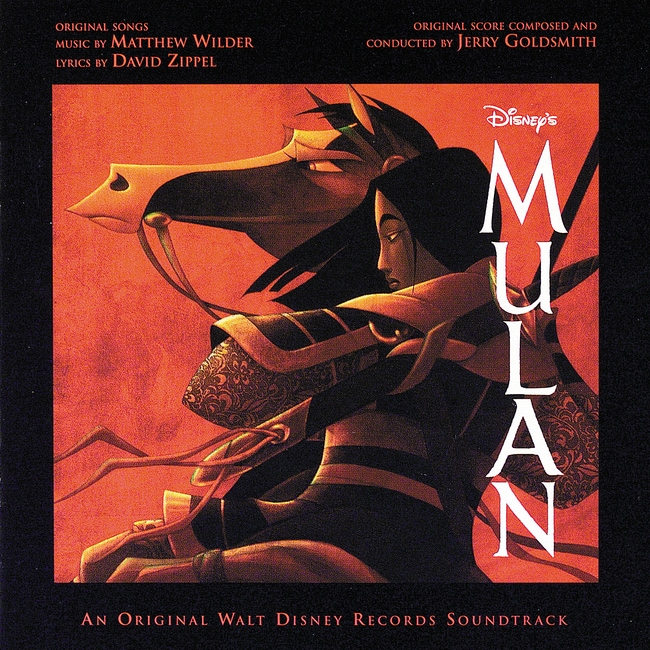 Mulan: Soundtrack