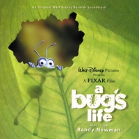 A Bug's Life: Soundtrack