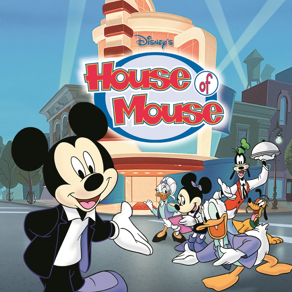 House of Mouse | DisneyLife