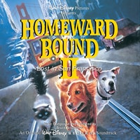 Homeward Bound 2: Soundtrack