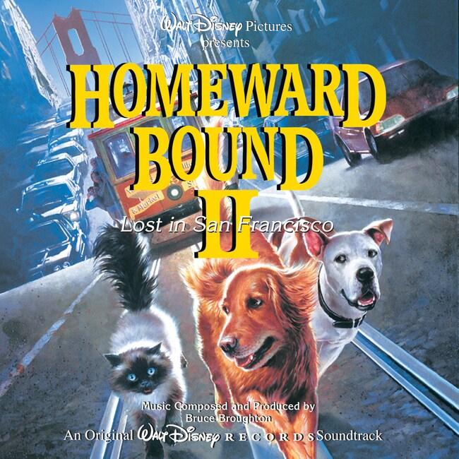 Homeward Bound 2: Soundtrack