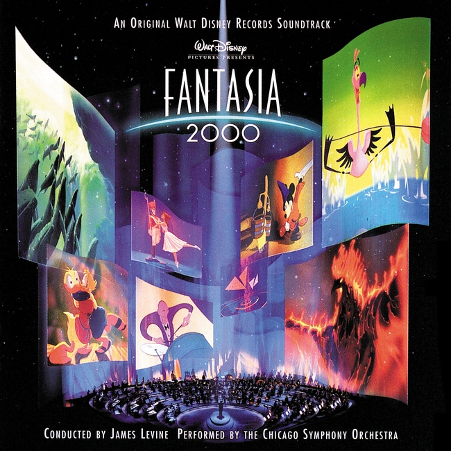 Fantasia 2000: Soundtrack