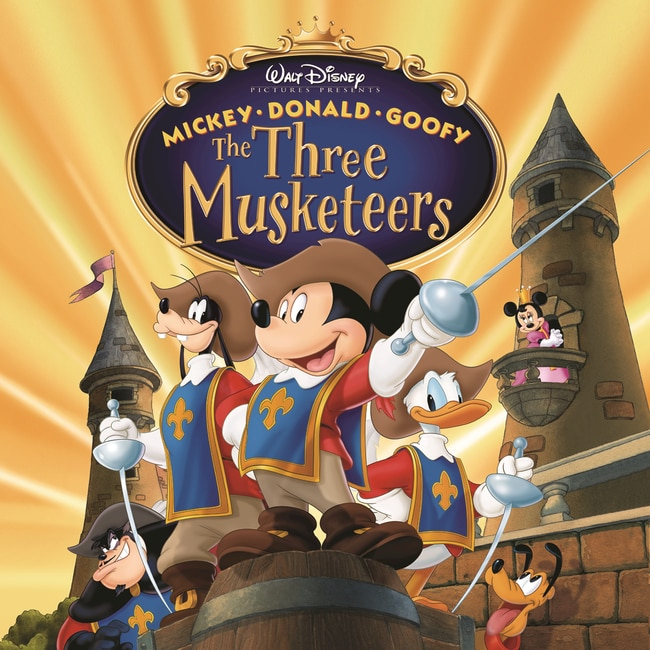 Mickey, Donald, Goofy: The Three Musketeers: Soundtrack