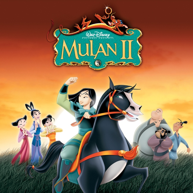 Mulan II: Soundtrack