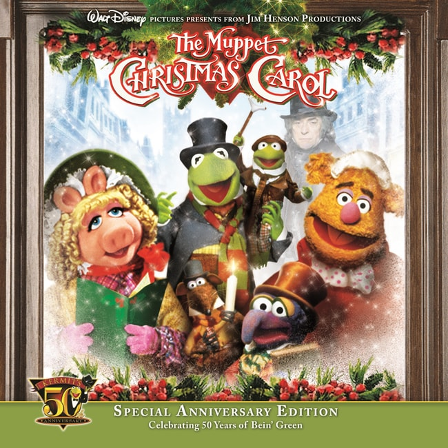 The Muppets Christmas Carol: Anniversary Edition: Soundtrack