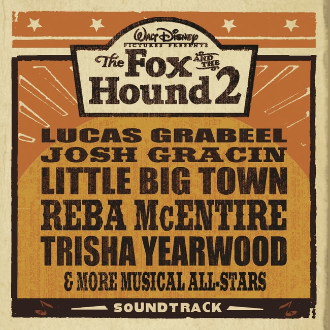 Fox and The Hound 2: Soundtrack