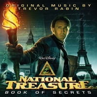 National Treasure: Book of Secrets: Soundtrack