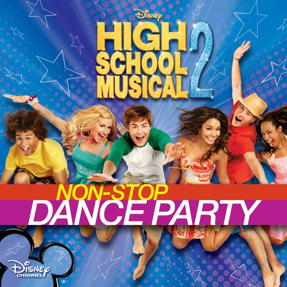 High School Musical 2: Non-Stop Dance Party | DisneyLife