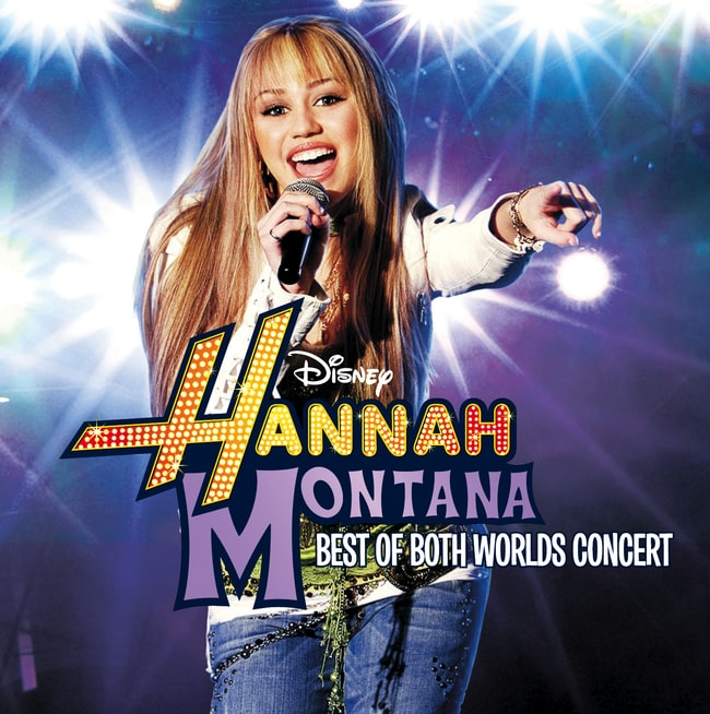 Hannah Montana/Miley Cyrus - Best of Both Worlds Concert