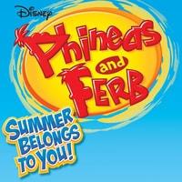 Phineas and Ferb - Summer Belongs to You