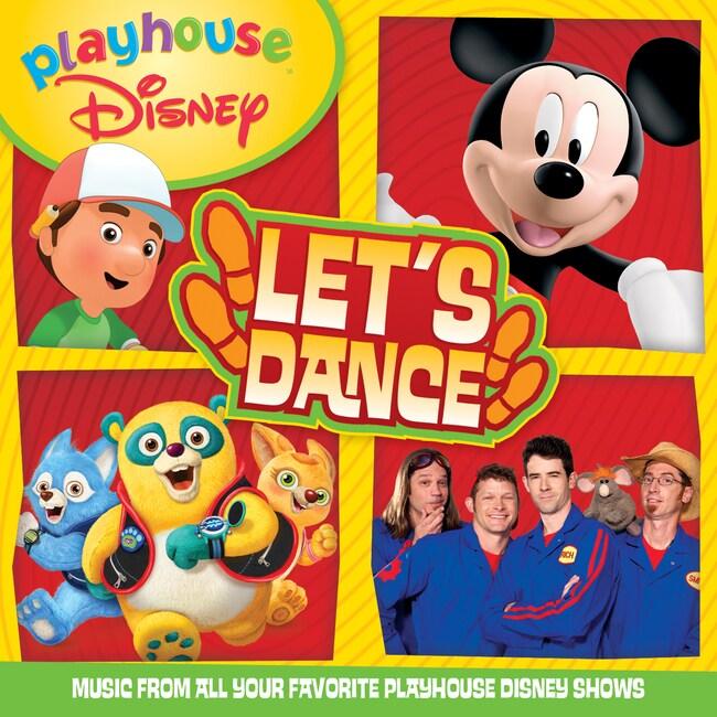 Playhouse Disney Let's Dance