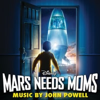 Mars Needs Moms: Soundtrack