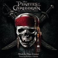 Pirates of the Caribbean: On Stranger Tides: Soundtrack