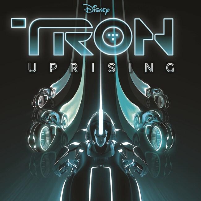 TRON: Uprising: Soundtrack