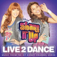 Shake It Up: Live 2 Dance: Soundtrack