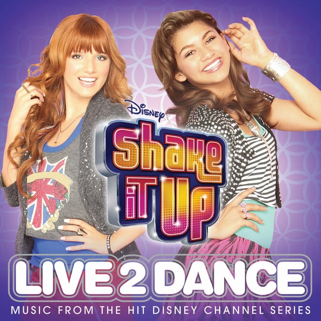 Shake It Up: Live 2 Dance: Soundtrack