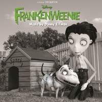 Frankenweenie: Soundtrack