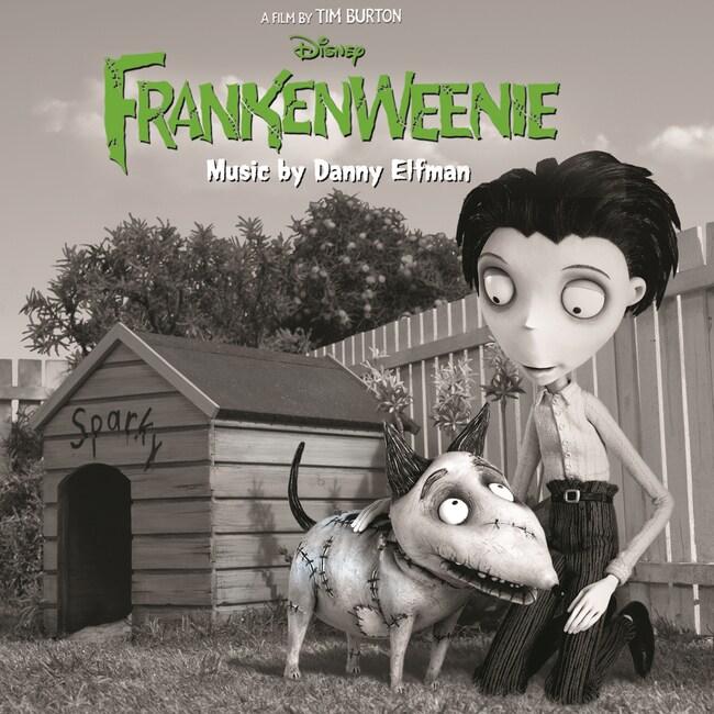 Frankenweenie: Soundtrack