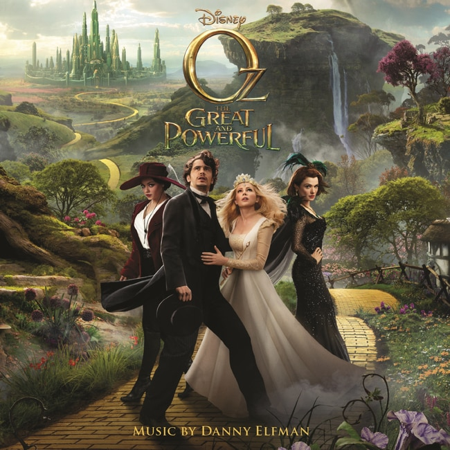 Oz the Great and Powerful: Soundtrack