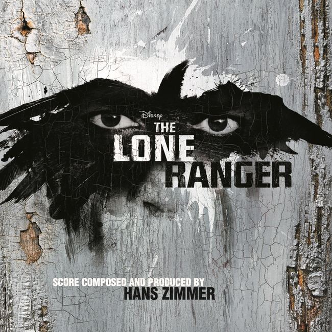 The Lone Ranger: Soundtrack