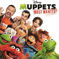 Muppets Most Wanted: Soundtrack