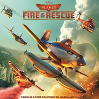 Planes: Fire & Rescue: Soundtrack
