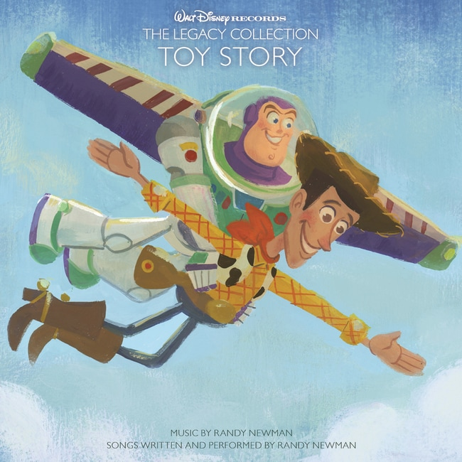 Walt Disney Records The Legacy Collection: Toy Story