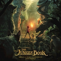 The Jungle Book: Soundtrack (2016)