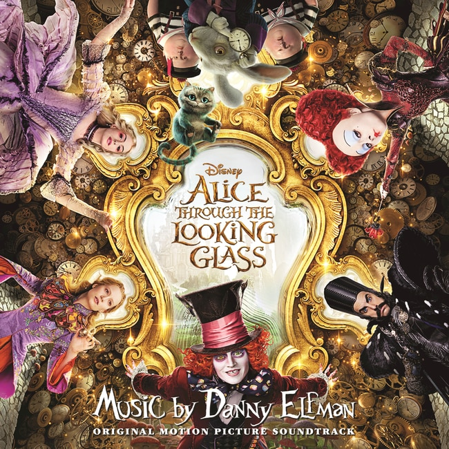 Alice Through the Looking Glass: Soundtrack