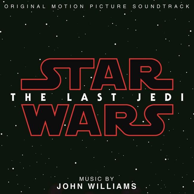 Star Wars: The Last Jedi: Soundtrack