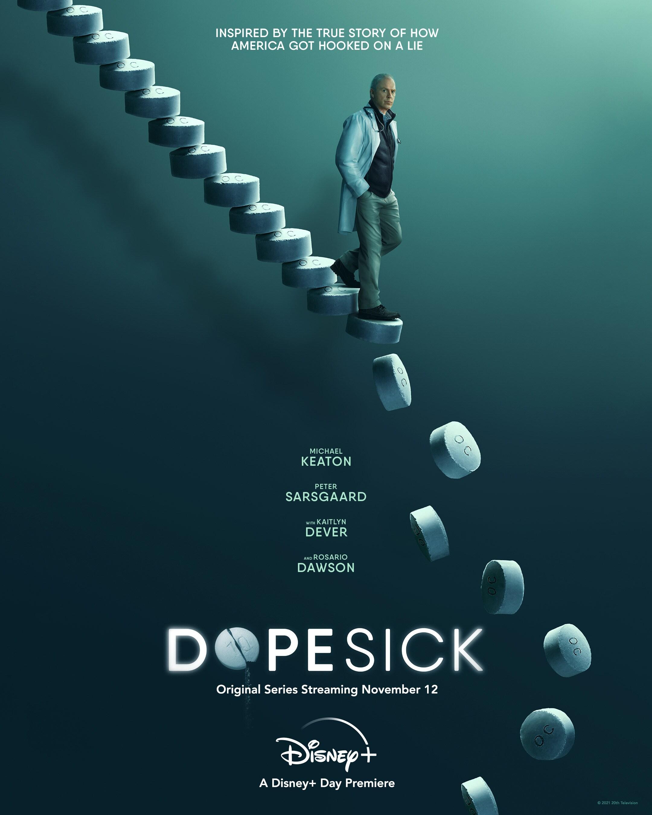 Dopesick Poster Image