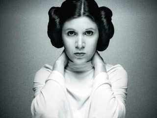 Carrie Fisher, nuestra princesa, fallece